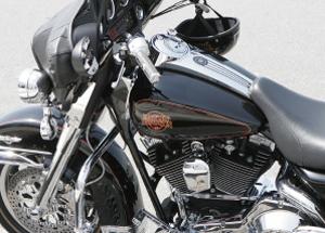 バイクの修理イメージ